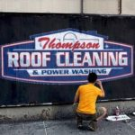 Thompson Roof Cleaning and Power Washing LLC